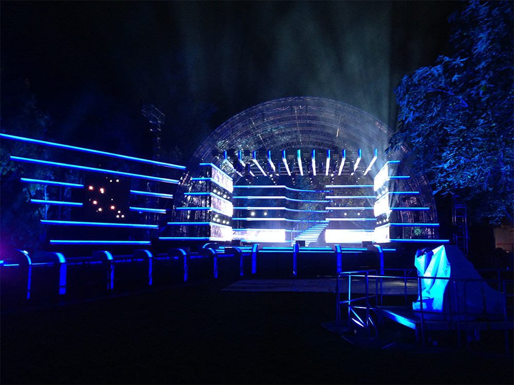 STL Berlin, Beleuchtung, Veranstaltungsservice